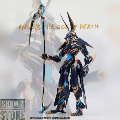 [Pre-Order] Mecha of Gods 1/60 MG-01 Anubis The God of Death