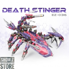[Pre-Order] ZA Model EZ-036 Death Stinger Model Kit