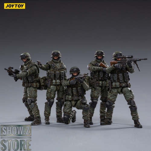 JoyToy Source 1/18 Russian Naval Infantry Set of 5