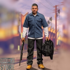[Pre-Order] CCToys 1/6 Grand Theft Auto V Franklin Clinton