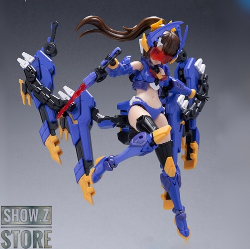 Eastern Model 1/12 ATK Girl Titan Model Kit