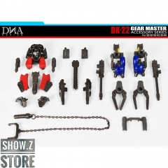 [Pre-Order] DNA Design DK-22 Upgrade Kit for SS-32/44/05 Studio Series DOTM Wreckers