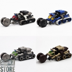 [Pre-Order] Rihio Multiabyss MM007 Lair Perambulator Set of 4 (Blue\Black\Grey\Brown)