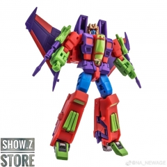 [Pre-Order] NewAge H14B Shazaam Thundercracker Shattered Glass Version